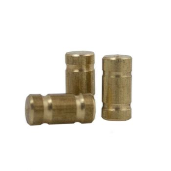 Brass Roller Replacement Inserts (Set of 3)