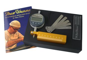 Theo Wanne Mouthpiece Refacing Kit