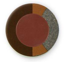 Chocolate RooPad Extreme - Plastic Domed Resonator - Individual Pads