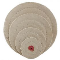 Cotton Flannel Buffing Wheels