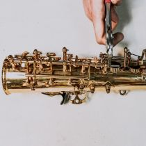 Saxophone Key Fitting One Day Course December 9, 2021