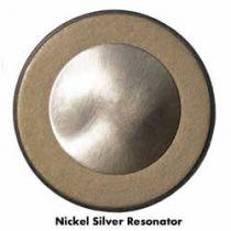 Jim Schmidt Black Gold Sax Pads - Nickel Silver Resonator - Pad Sets - Nickel Silver Resonator