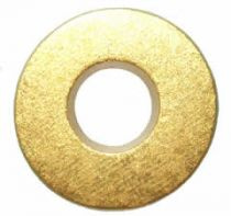 Jim Schmidt Gold Flute Pads - Open Hole - Individual Pads - Open Hole
