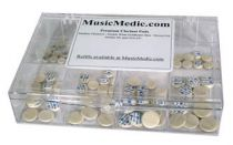 Medium Woven Clarinet Pads - Assortments
