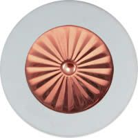 MusicMedic.com RooPads - Maestro Star Airtight Solid Copper Resonator - Individual Pads