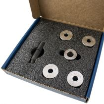 Open Hole Flute Pad Punch