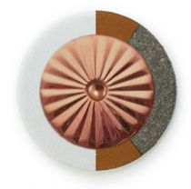 RooPad Extreme - Maestro Star Airtight Solid Copper Resonator - Individual Pads