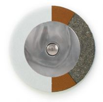 RooPad Extreme - Domed Metal Resonator - Individual Pads