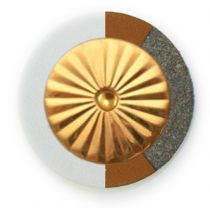 RooPad Extreme - Maestro Star Airtight Gold Plated Resonator - Individual Pads