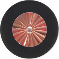 Saxgourmet Pads - Maestro Star Classic Solid Copper Resonator - Individual Pads