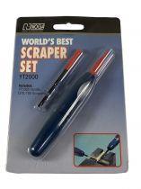 The Worlds Best Scraper Set