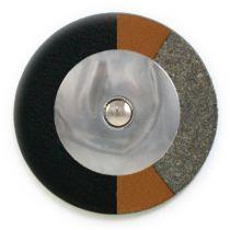 Saxgourmet Extreme - Domed Metal Resonator - Individual Pads