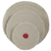 Stitched Muslin Buffing Wheels
