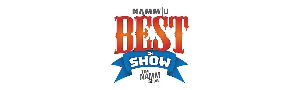 NAMM Best in Show