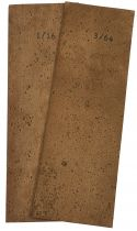 Natural Sheet Cork-Long Sheets - (100mm x 280mm)