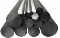 Delrin Rod Stock- Black