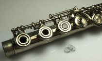 Open Hole Flute Plugs