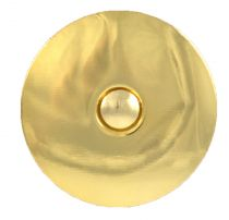 Gold Domed Metal Resonators