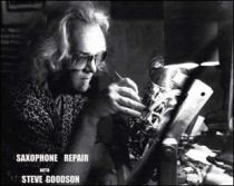 The Steve Goodson Saxophone Repair Video