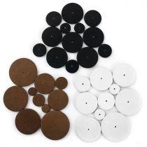 500 Piece RooPad Assortment- No Resonator