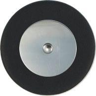 Saxgourmet Pads - Flat Metal Resonator - Individual Pads