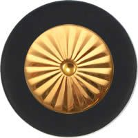 Saxgourmet Pads - Maestro Star Airtight Gold Plated Resonator - Individual Pads