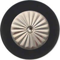 Saxgourmet Pads - Maestro Star Airtight Silver Plated Resonator - Individual Pads