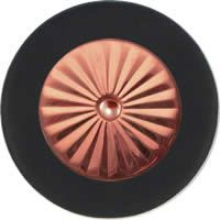 Saxgourmet Pads - Maestro Star Airtight Solid Copper Resonator - Individual Pads