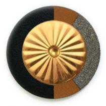 Saxgourmet Extreme - Maestro Star Airtight Gold Plated Resonator - Individual Pads